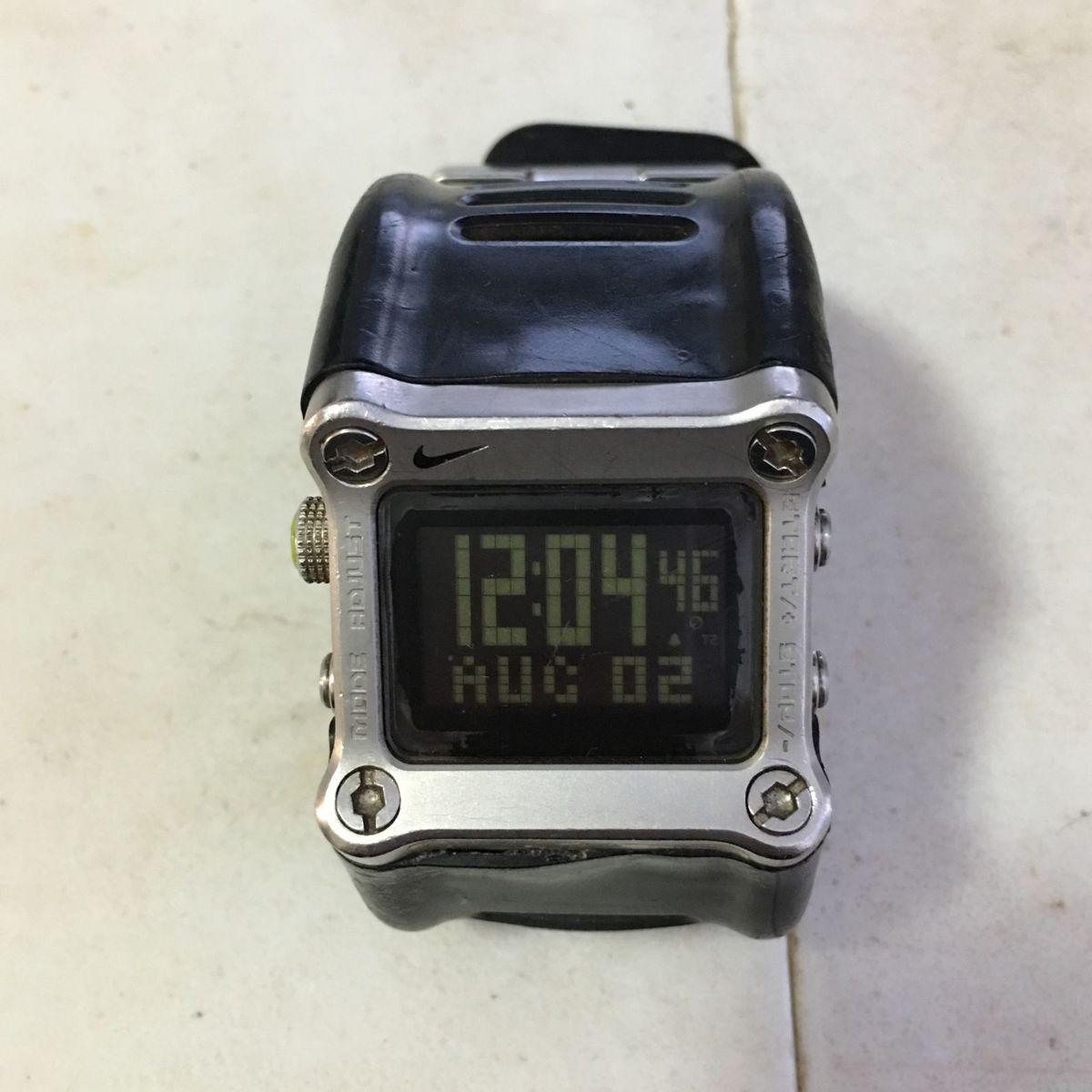 06f41caac7a Relógio Nike Raridade