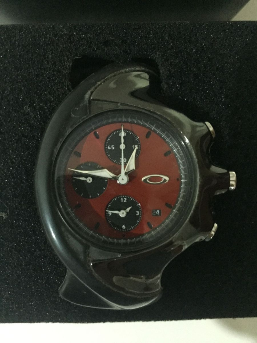 6adf9ee8502 Relogio Oakley Detonator