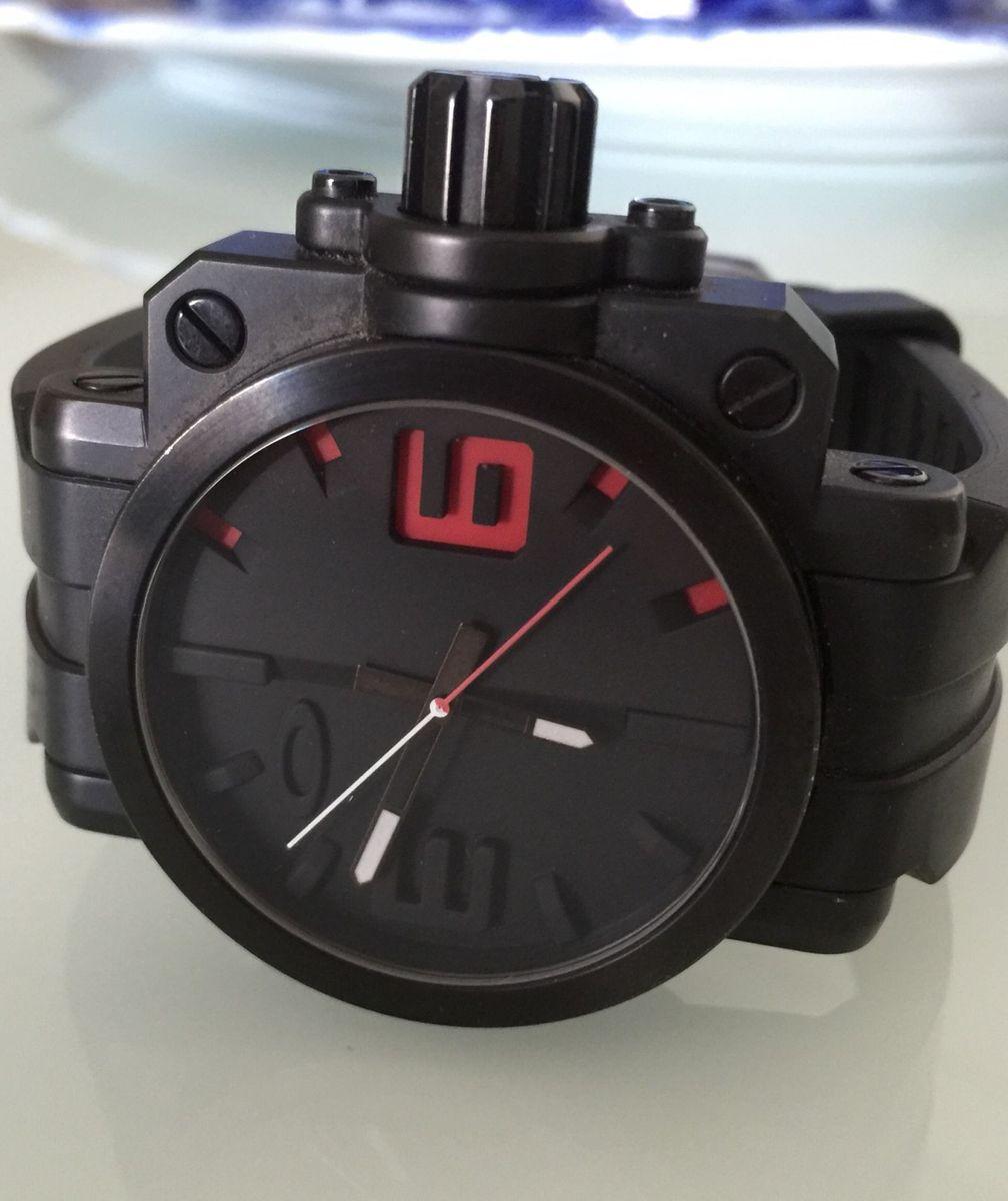 06fde7bf910 relógio oakley gearbox black - original - relógios oakley