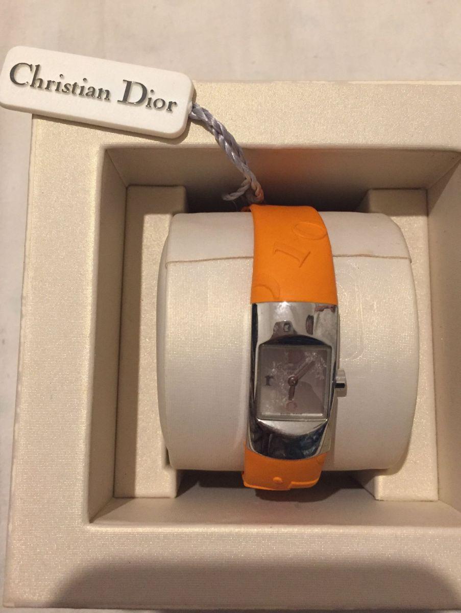 9adff53558e relógio original christian dior - relógios christian dior