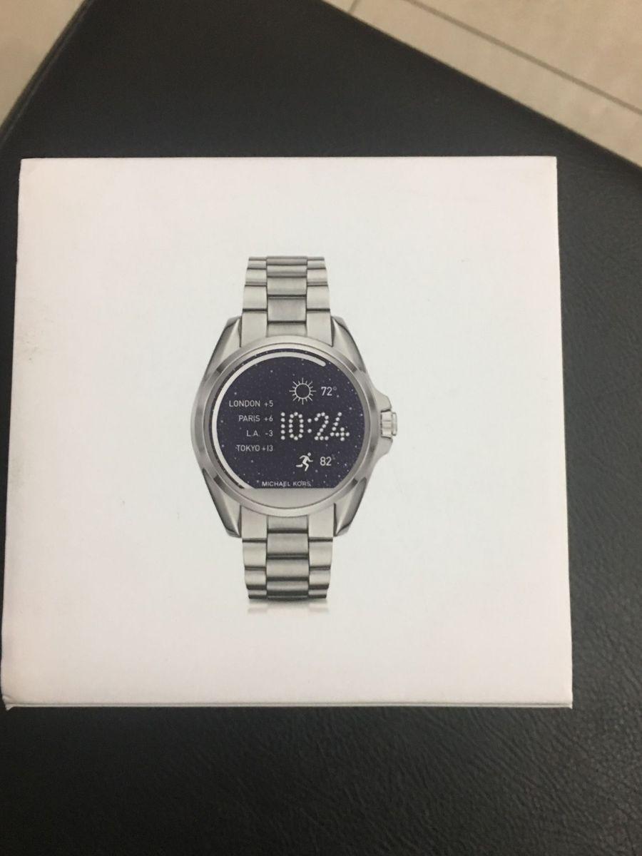 193d8f369 Relógio Smartwatch Michael Kors Original | Relógio Feminino Michael ...