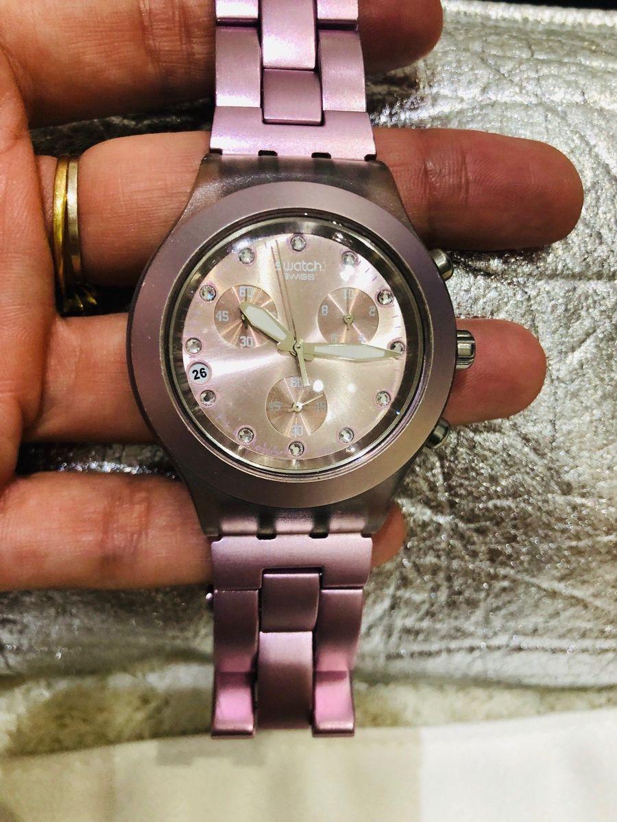 28fcb554d23 relogio swatch full blooded - relógios swatch.  Czm6ly9wag90b3muzw5qb2vplmnvbs5ici9wcm9kdwn0cy8xntuxnjkvzmzkotazzdrmode0mjiwyjvmn2nizwnjmdzjntdknzauanbn  ...