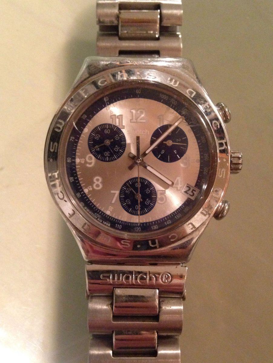 d503a06d4e3 relógio swatch irony chrono - relógios swatch.  Czm6ly9wag90b3muzw5qb2vplmnvbs5ici9wcm9kdwn0cy80otq2mjixlznlzmfkytaznwuyngrkodrjnmmzytnhyjvin2mxyza5lmpwzw  ...
