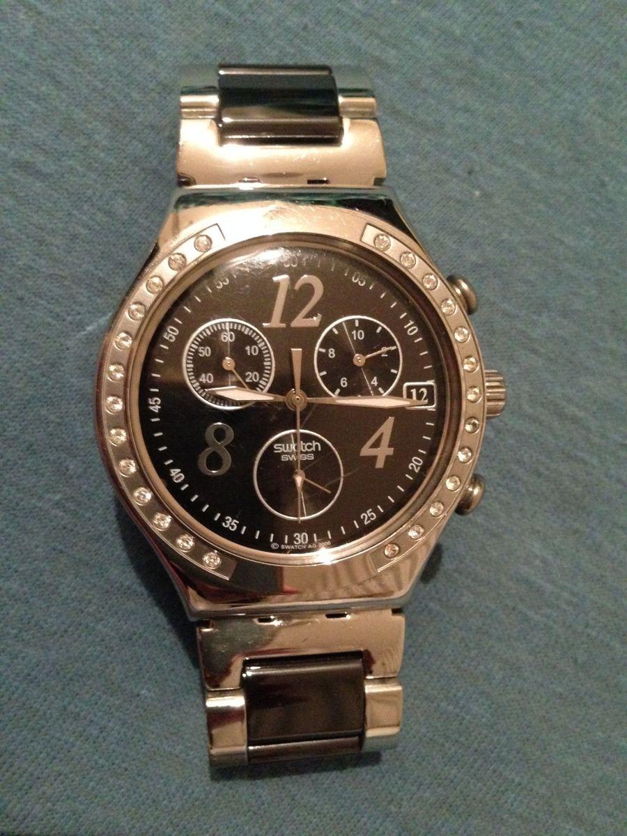 dc4c969c56a relógio swatch irony dreamnight - relógios swatch.  Czm6ly9wag90b3muzw5qb2vplmnvbs5ici9wcm9kdwn0cy8zode0ndkvzjfmytkyodrlzgi0ytm2yta1yzbmoduzmdflowziodyuanbn