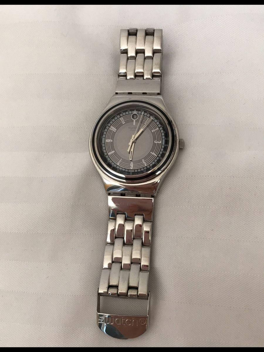 81b0a252ae8 relógio swatch original - relógios swatch.  Czm6ly9wag90b3muzw5qb2vplmnvbs5ici9wcm9kdwn0cy85nze3mtevztjmytmxzgzlmzzlmdyzm2vmmwmyn2vhzja1mwzlymquanbn  ...