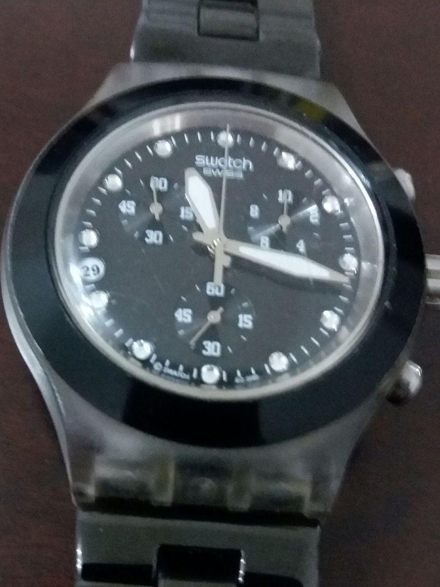 0cf9008f156 relógio swatch swiss irony - relógios swatch swiss