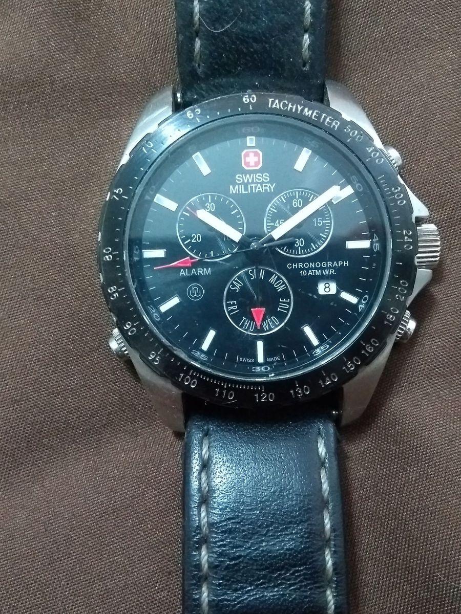19aa344e2c7 relogio swiss military hanowa qualidade victorinox - relógios swiss military