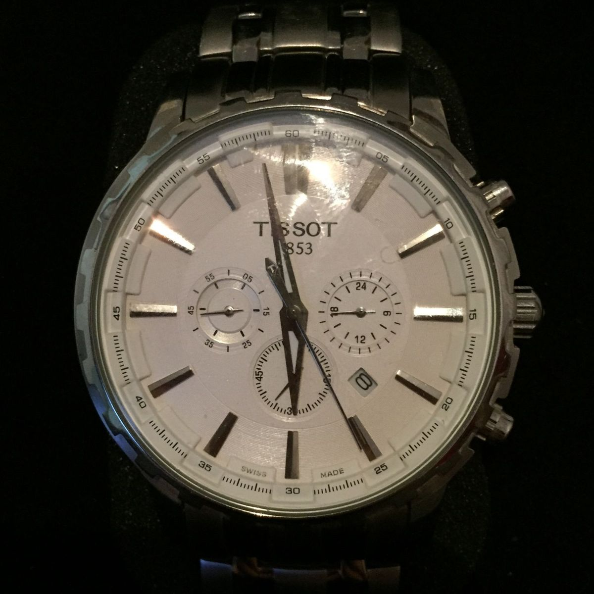 80313a85352 Relógio Tissot 1853
