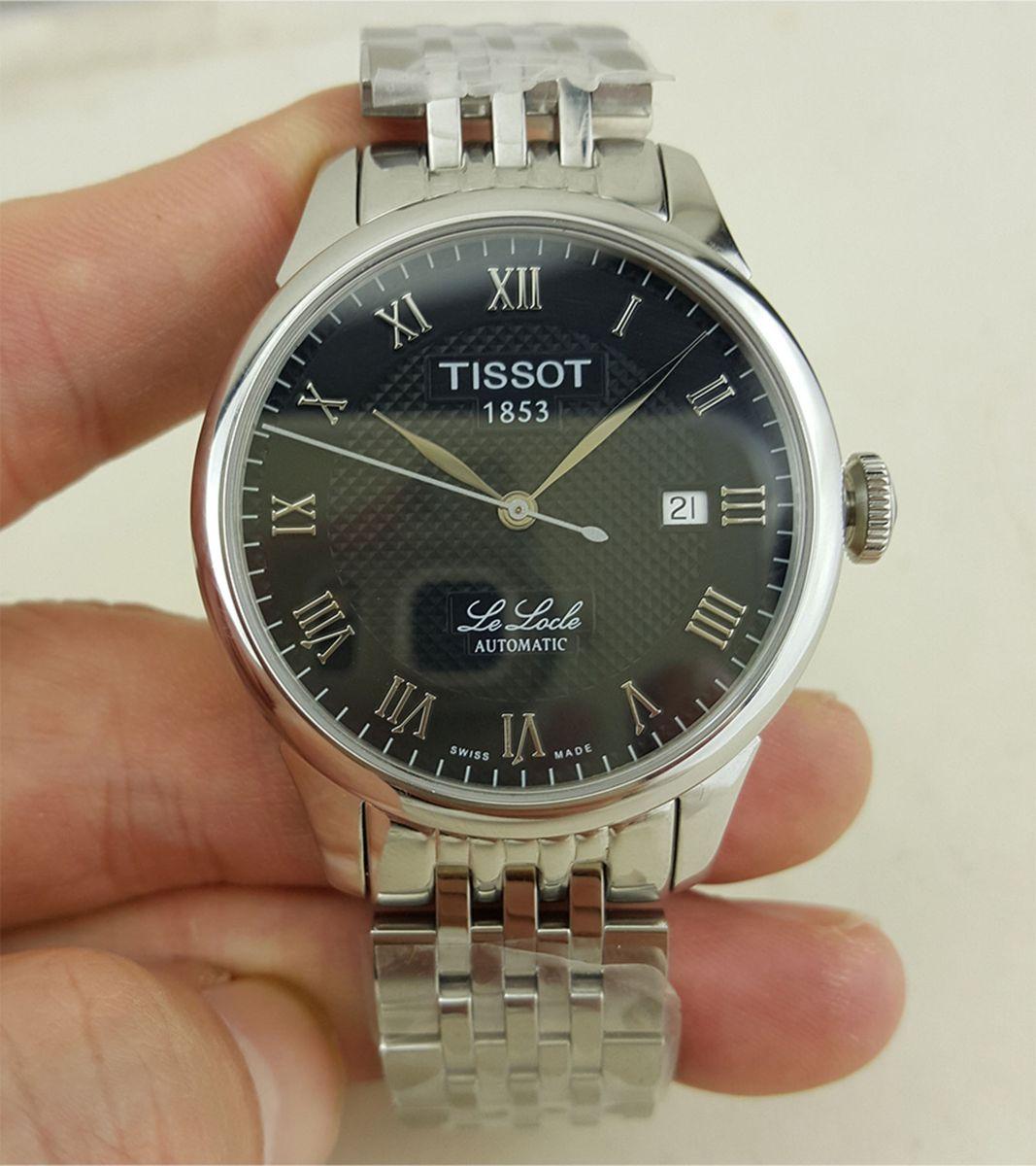 41fd18066db relógio tissot automático na caixa com preço excelente - relógios tissot