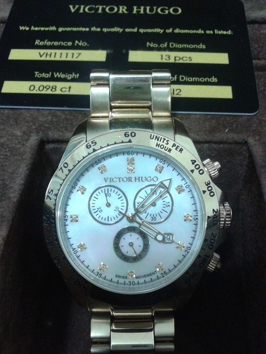 a9d8c6a712c relógio victor hugo - relógios victor hugo.  Czm6ly9wag90b3muzw5qb2vplmnvbs5ici9wcm9kdwn0cy83otg0mdivywvhogywmjjlzmnhytnjytvknjcxnwy0yzq3mdy3ntauanbn  ...