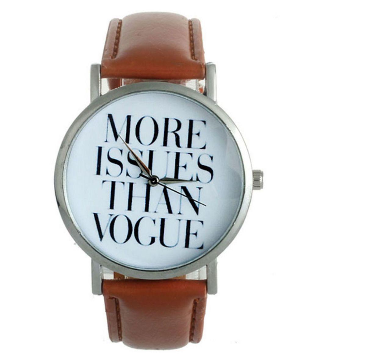 406f2a4a73b Relógio Vogue