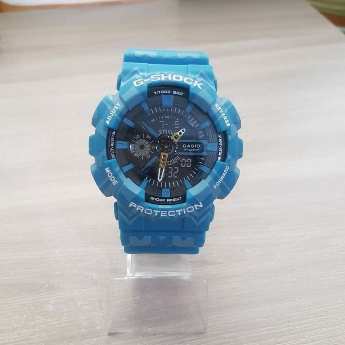c81cc35d89e Relógios G-shock - Prova D água