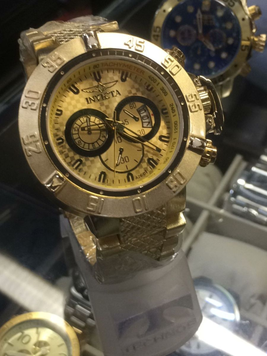 6e06c2ae836 relógios masculinos - relógios invicta.  Czm6ly9wag90b3muzw5qb2vplmnvbs5ici9wcm9kdwn0cy82njkzmdk2lzk3yzvln2iyn2yzngyznzjhntmznte3y2u3ywvmngq2lmpwzw  ...