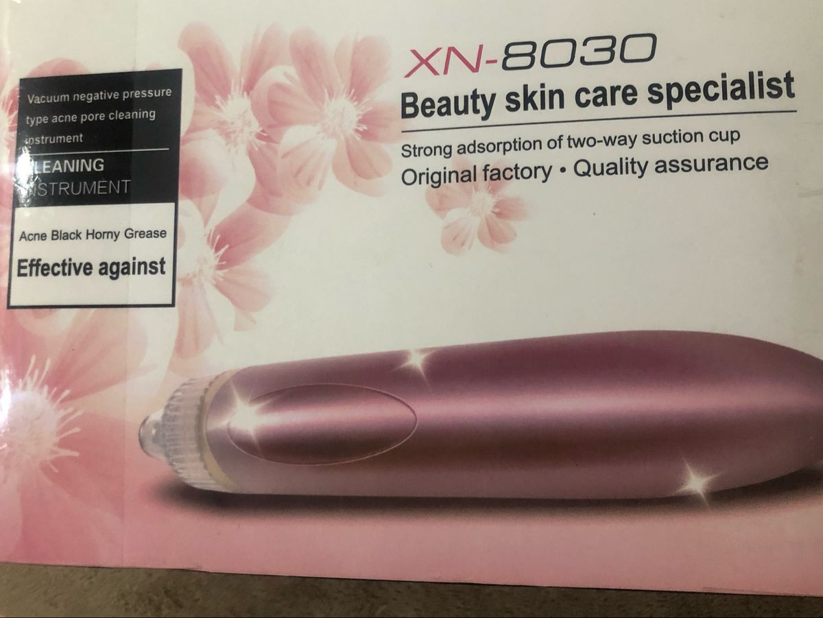 Removedor De Cravos Produto Feminino Xn 8030 Beauty Skin Care Specialist Nunca Usado 40906825 Enjoei