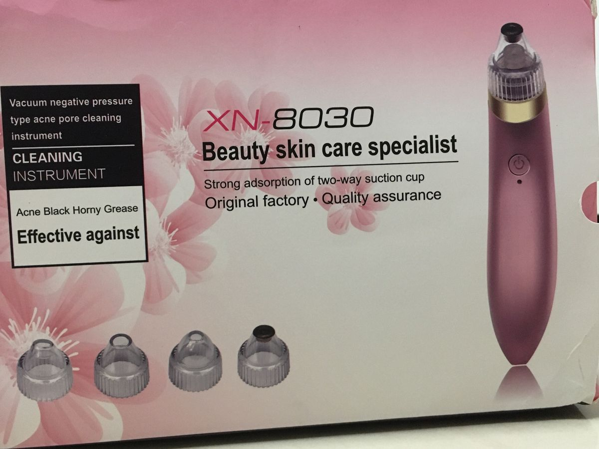 Removedor De Cravos Limpeza De Pele Cosmetico Feminino Beauty Skin Care Specialist Nunca Usado 37976032 Enjoei