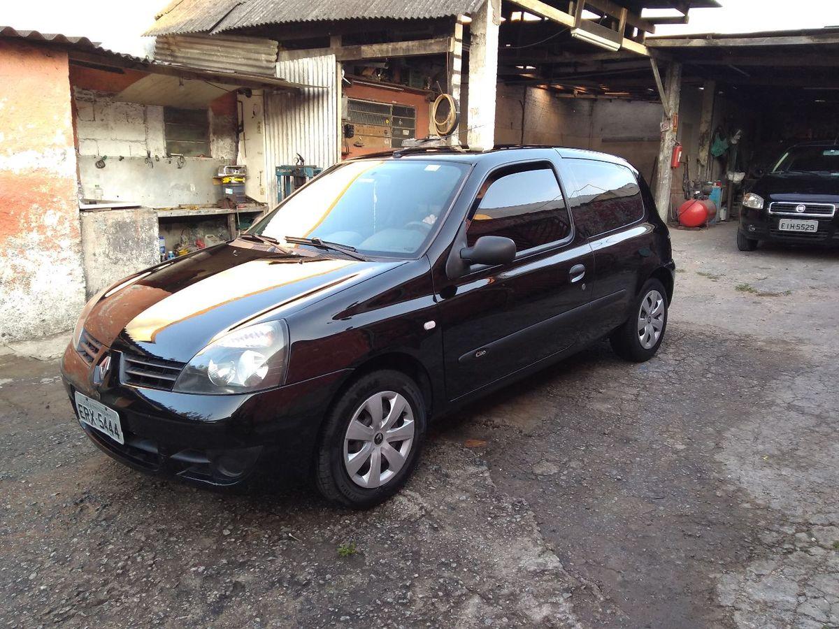 Renault Clio Carro Renault Clio Usado 46491331 Enjoei