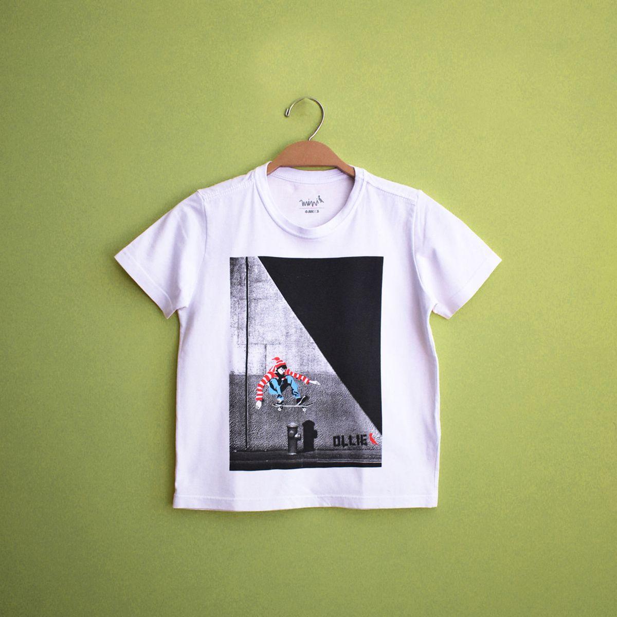 52a1a6dcc4 Reserva Camiseta Wally
