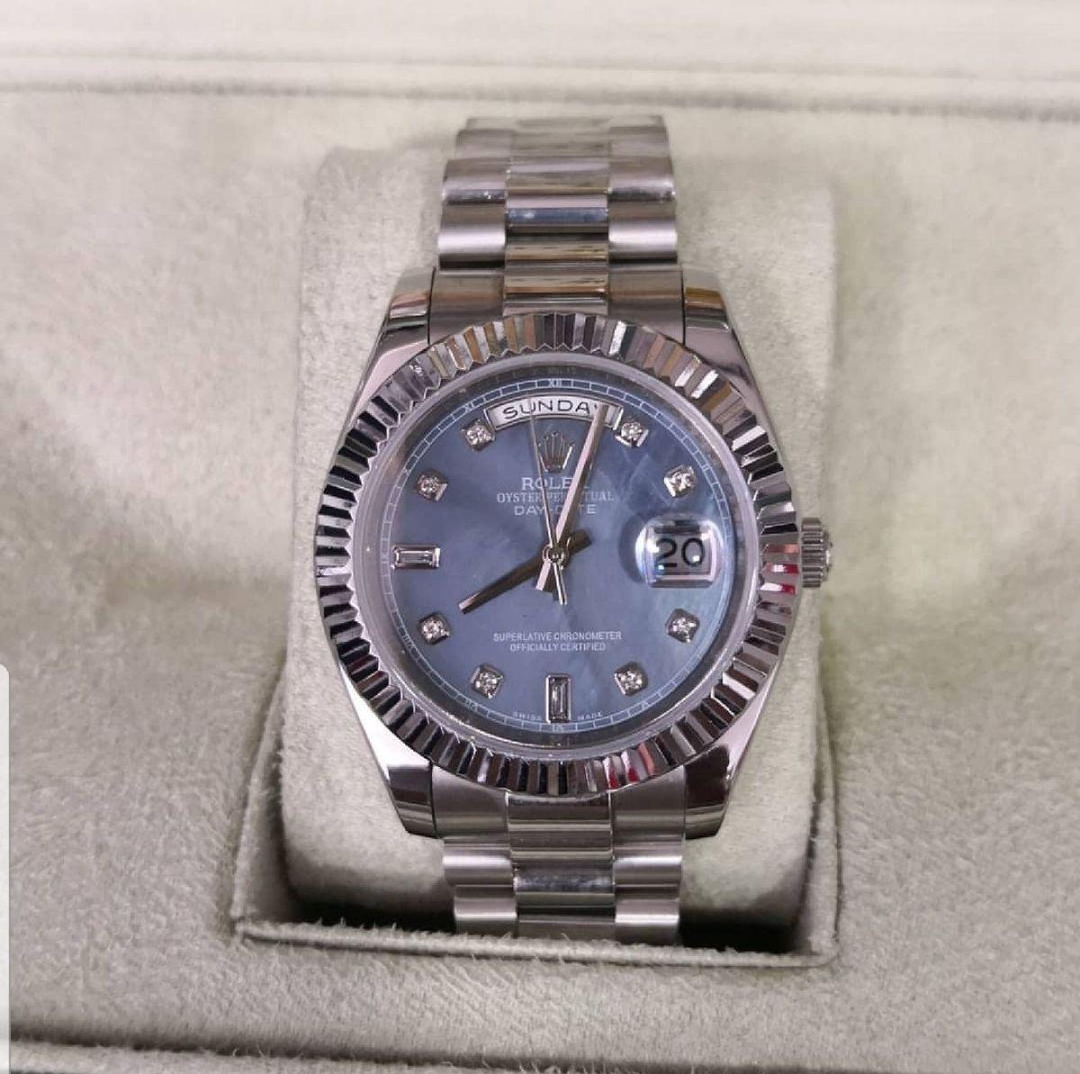 fe8ee52b650 rolex datejust cravejado - relógios rolex.  Czm6ly9wag90b3muzw5qb2vplmnvbs5ici9wcm9kdwn0cy80mzq0mdavyjzjndzhowu5zji4ywq1ntzlmgjkzdq2mdk2ywu1yzcuanbn  ...