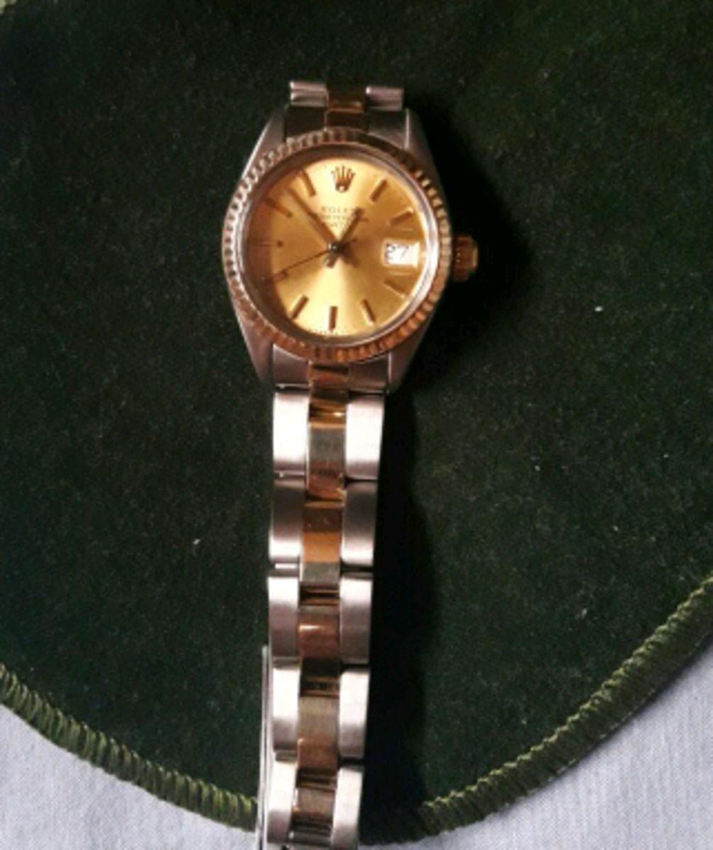 06be0502f80 rolex oyster perpetual datejust feminino original - relógios rolex