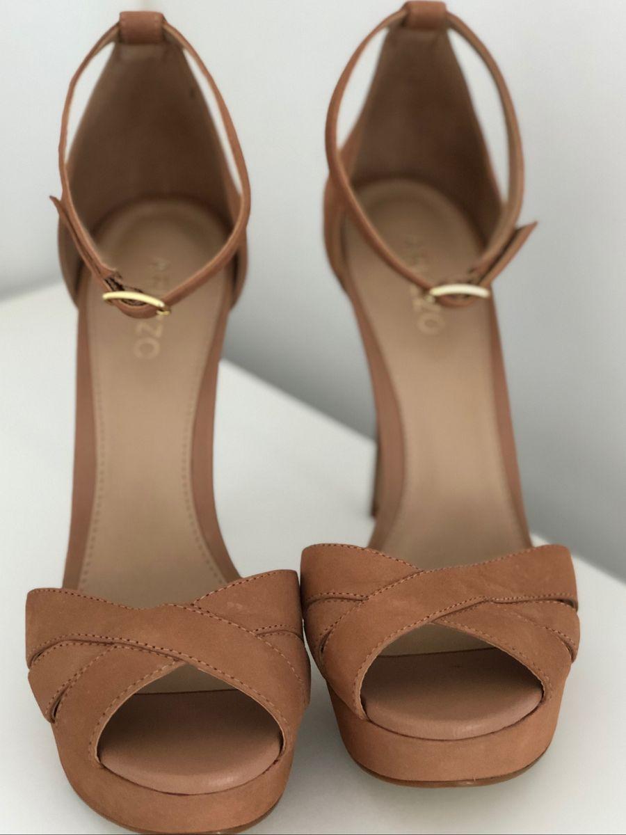 Sapato Santa Lolla Marrom   Sapato Feminino Santa Lolla