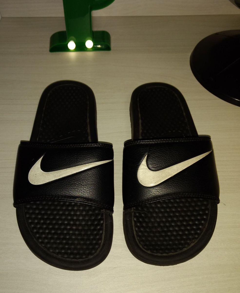 9a26e78df8337 sandália nike kawa slide masculina - sandálias nike