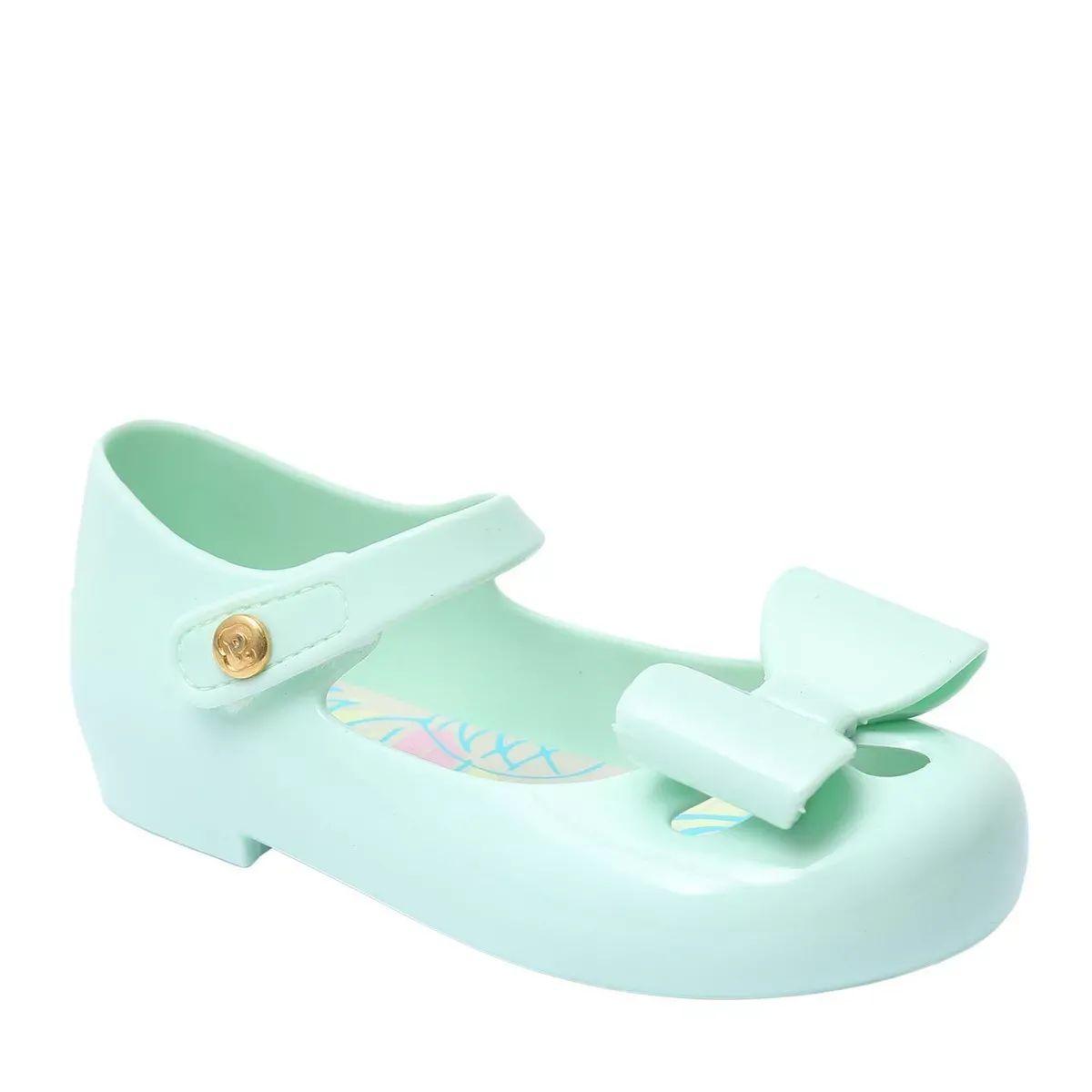 c978e8f47 Sandália Pimpolho com Laço Recorte Vazado Verde Água - 21 | Calçado Infantil  para Bebê Pimpolho Nunca Usado 32187340 | enjoei