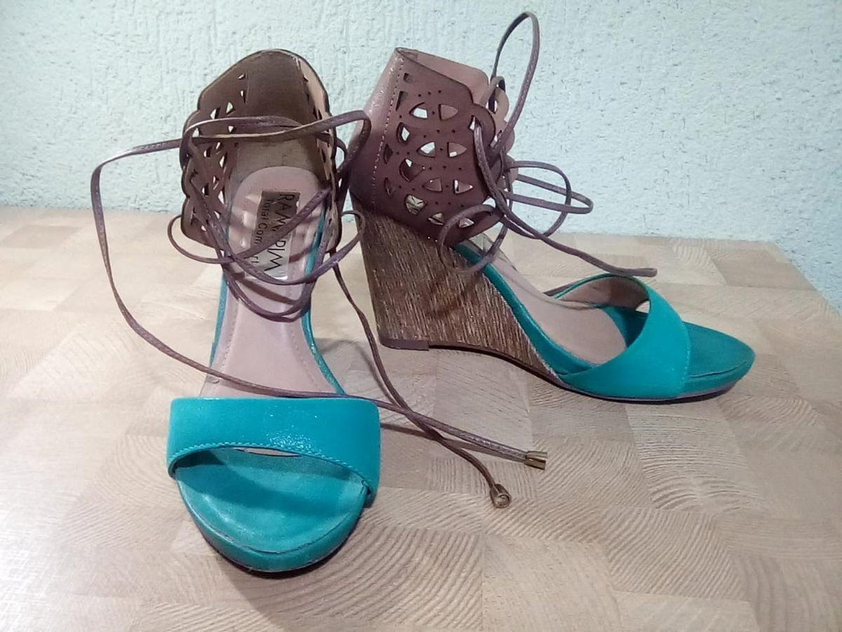 c2045b513b sandália turquesa - sandálias ramarim.  Czm6ly9wag90b3muzw5qb2vplmnvbs5ici9wcm9kdwn0cy84nze1nzevyziznzlkmjyynju3mzhhztcxogfhngyxzjhimjhiyzeuanbn  ...