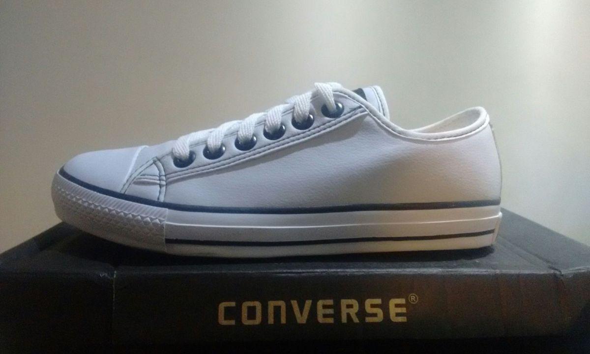 7371c4ea681c3 sapatenis all star converse branco numero 35 - tênis all star