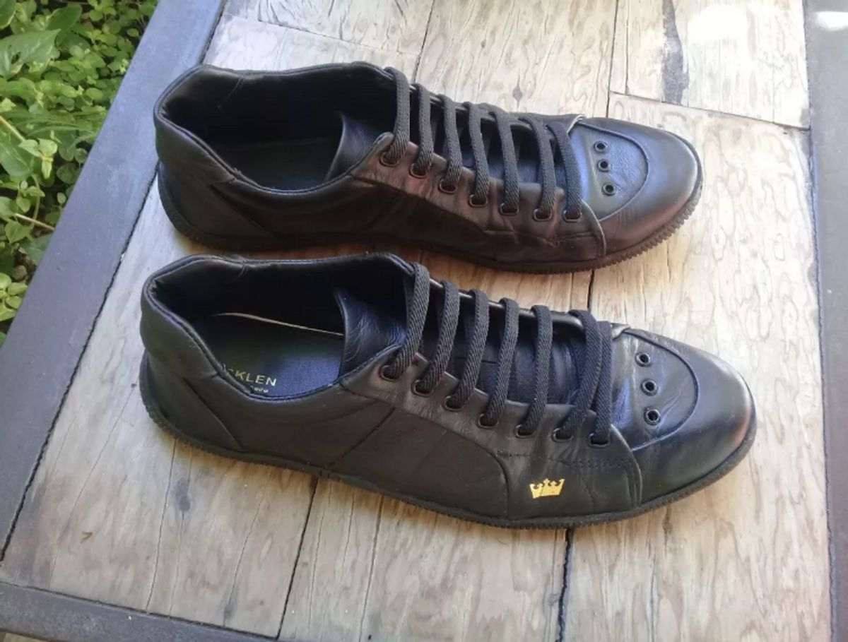 a2706b280 sapatênis osklen preto - somente entrega em mãos no rj - tênis osklen
