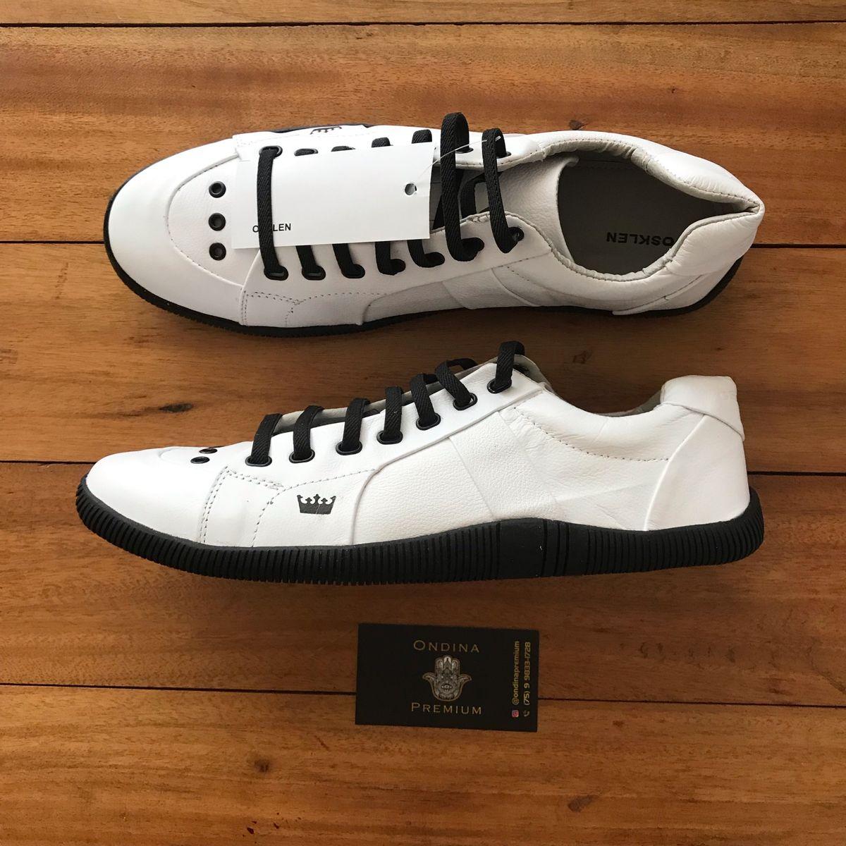 251bf5418 Sapatênis Osklen | Sapato Masculino Osklen Nunca Usado 32581975 | enjoei