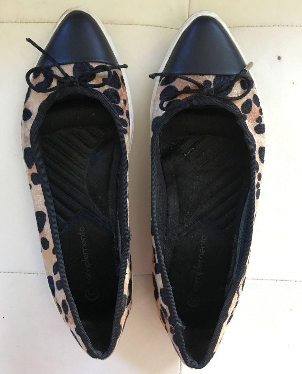 86b4781dc4 sapatilha animal print super confortável - sapatilha sem-marca