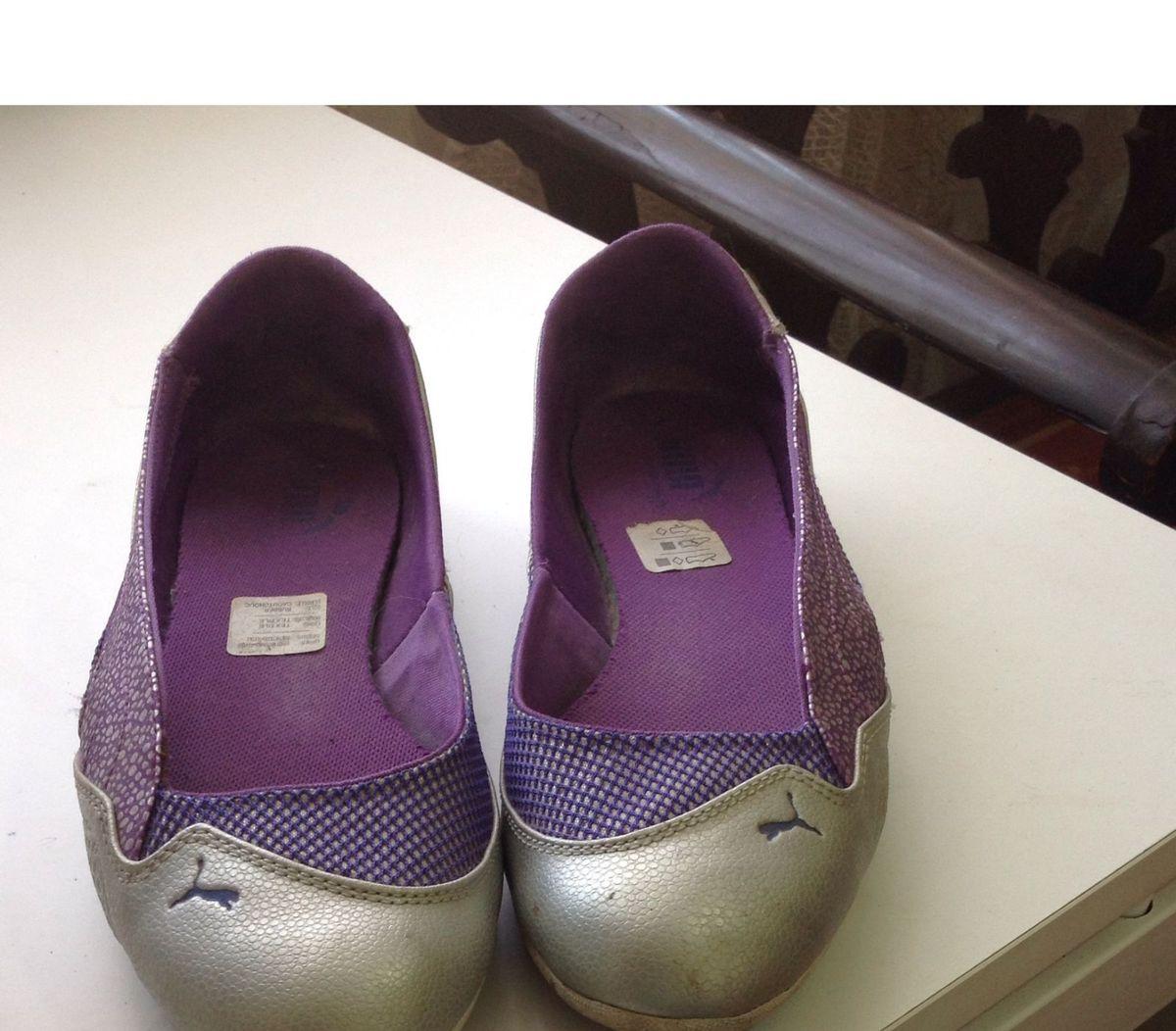 73b6d547141 sapatilha roxa e prata - sapatilha puma.  Czm6ly9wag90b3muzw5qb2vplmnvbs5ici9wcm9kdwn0cy8zndc4odivowm5yzqymzfimgrmowqzota3ngjhytfizta2mjhjntyuanbn  ...