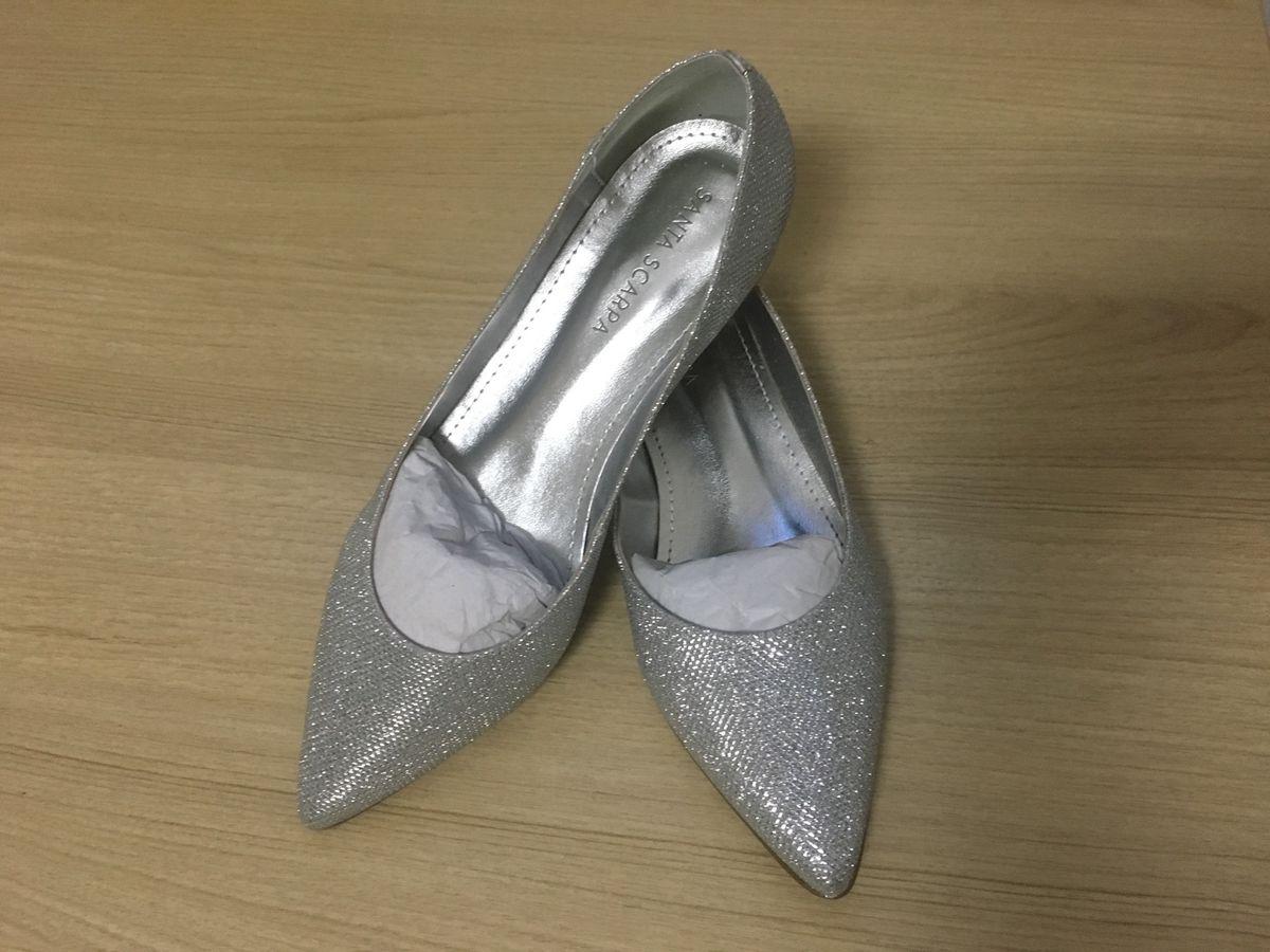 fb650c664 ... santa scarpa prata - sapatilha santa scarpa.  Czm6ly9wag90b3muzw5qb2vplmnvbs5ici9wcm9kdwn0cy81ote1njk1l2u3ote2zmu2yjczyju1yzg5mzaznjq5zdqyzdc5nwjhlmpwzw