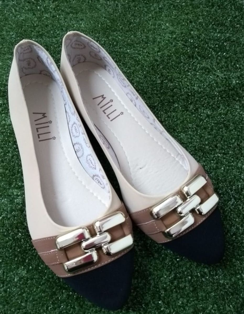 f96dab432c sapatilhas lindas e confortáveis - sapatilha milli