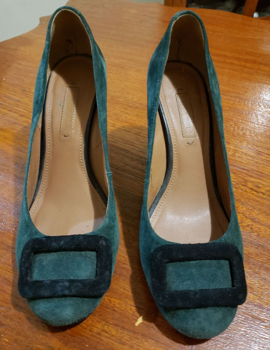 sapatinho arezzo - sapatos arezzo