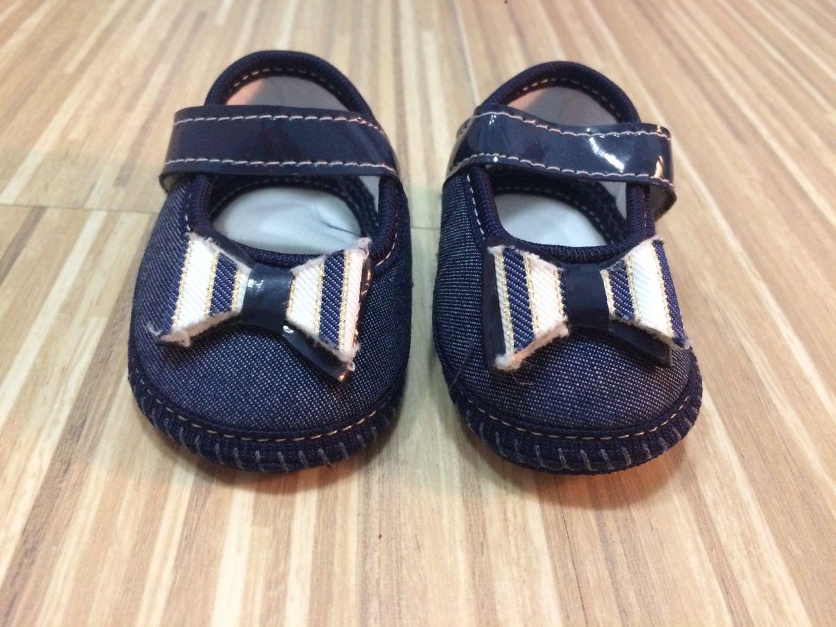 2c1729453 Sapatinho Bebê Jeans - Kéto Baby | Calçado Infantil para Bebê Kéto ...