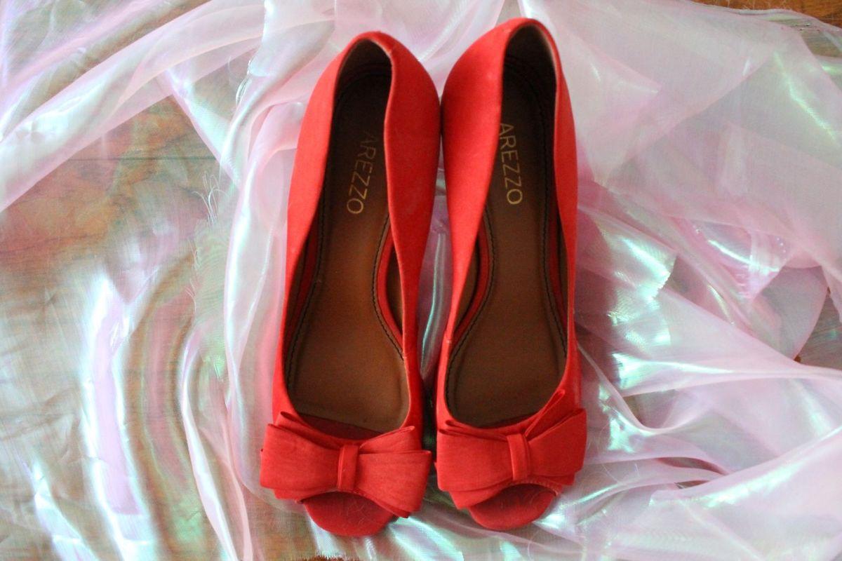 sapato arezzo - sapatos arezzo