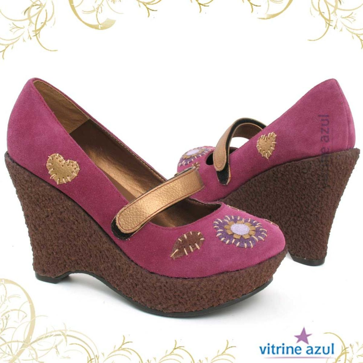 0ec168deaa Sapato Feminino Para Raio Nunca Usado 18730850