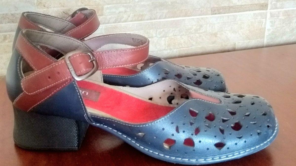 44d292e42 Sapato Boneca Mega Confortável!! | Sapato Feminino J Gean Usado ...