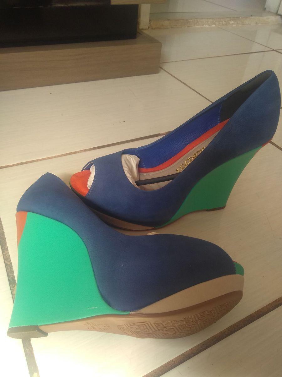 6ddb5bd9a1 sapato dakota meia pata alto confort - sapatos dakota
