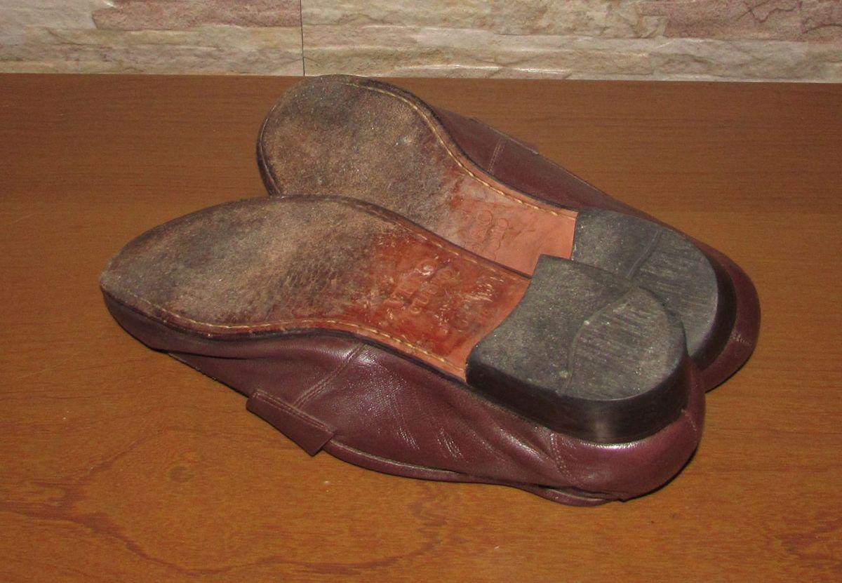 Sapato de Couro Masculino, 44, Marrom   Sapato Masculino D.N.B. Usado  31139560   enjoei a67de4c6dd