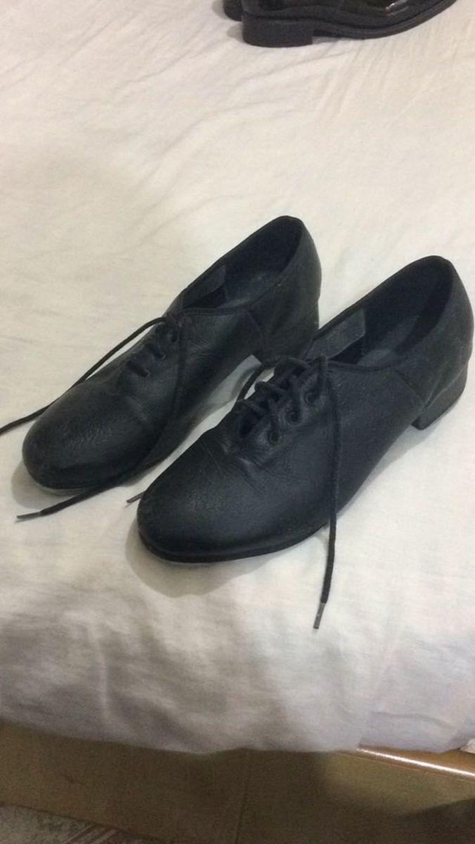03233d3ba3 Sapato de Sapateado Masculino N41 | Sapato Feminino Capezio Usado ...