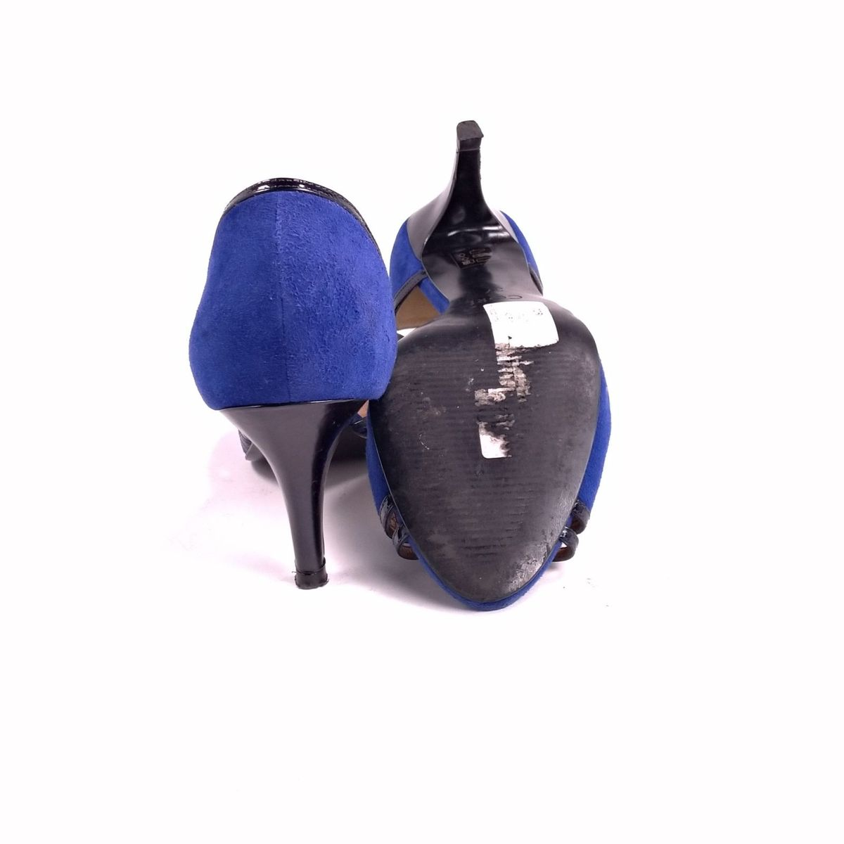 582ac57372 Sapato Duas Cores Cori | Sapato Feminino Cori Usado 32104442 | enjoei