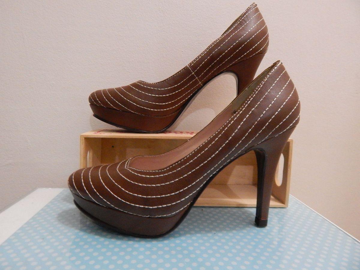 6791f016ec sapato meia pata com costura - sapatos gabriela sanchez