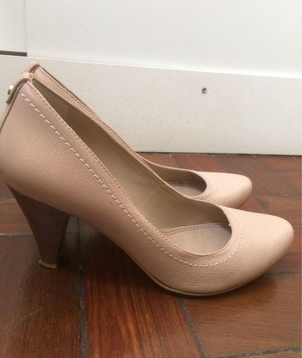 9ff17c1325 sapato nude salto sonho dos pés - sapatos sonho dos pés