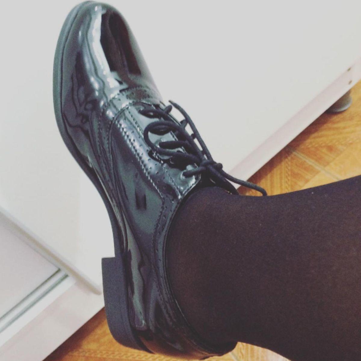 1fa15b37b Sapato Oxford Feminino | Sapato Feminino Bruna Rocha Usado 18762171 | enjoei