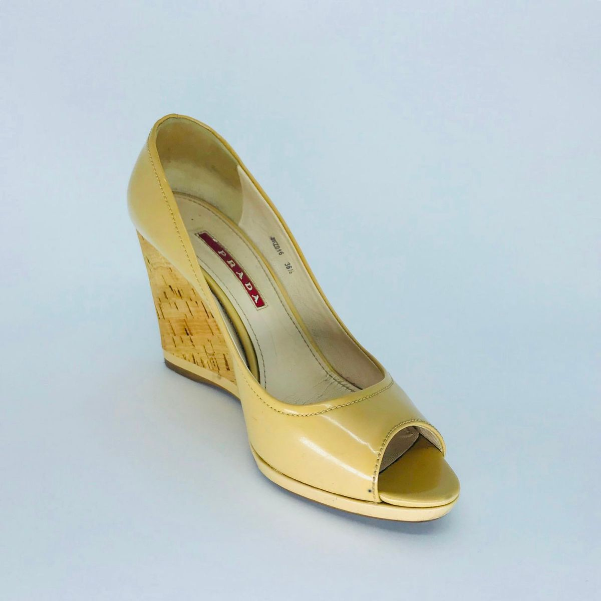 45ab12634 Sapato Prada | Sapato Feminino Prada Usado 30051111 | enjoei