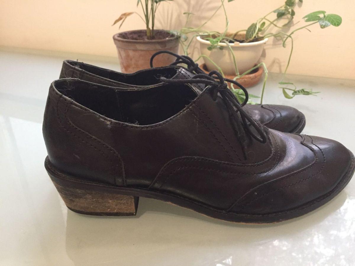 sapato preto - sapatos sem marca