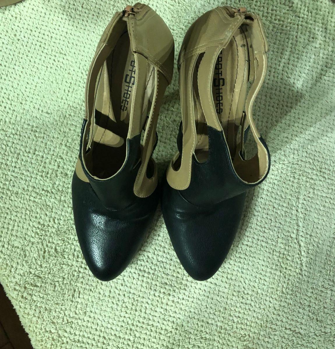 sapato salto - sapatos spot