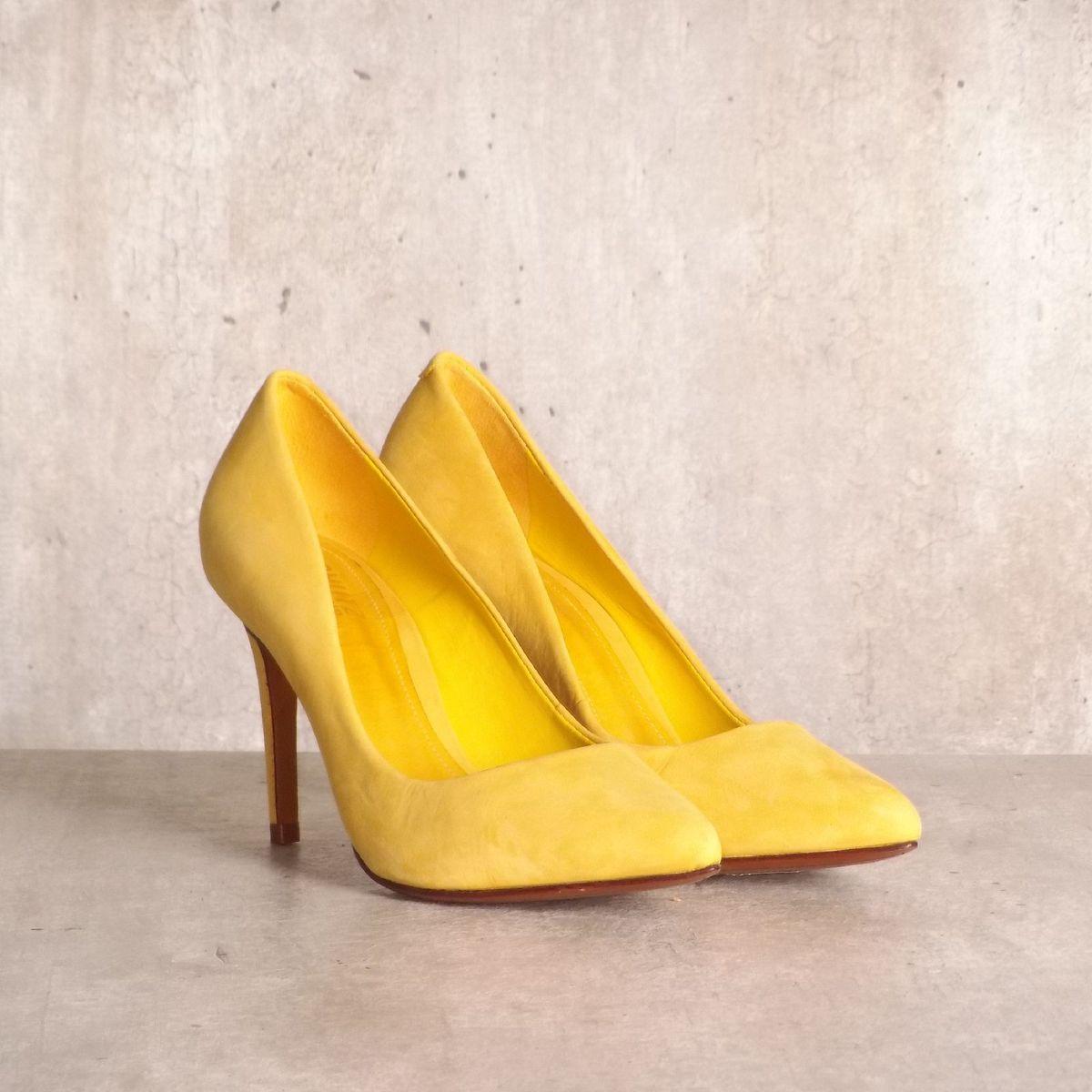 scarpin mostrada schutz - sapatos schutz